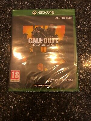 Call of Duty: Black Ops 4 (Xbox One)  BRAND NEW AND SEALED