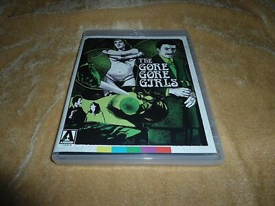 The Gore Gore Girls (1972) [1 Disc Region: A / B / C Blu-ray]