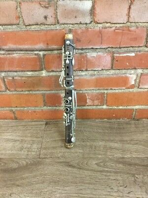 J W Pepper wood Eb Clarinet  (stock#802031)