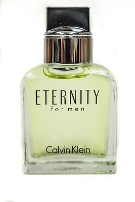 Eternity By Calvin Klein Men 0.5 OZ / 15 ML Eau De Toilette Splash - No Box -