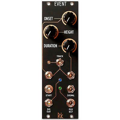 EVENT Eurorack Module by Rat King Modular - Slope Generator, ADSR, VCO, LFO, Etc