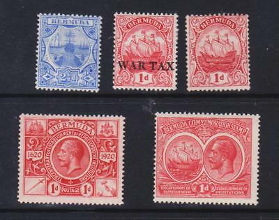 Bermuda Assorted Mh And Mng