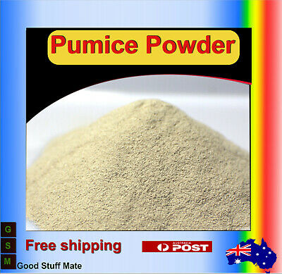Au Seller Ground Pumice Stone Powder Exfoliant Sand Soap Making ExcellentQuality