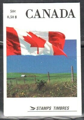 Canada Booklet MINT NH with Scarce Perfs #BK111a C$60.00