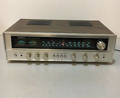 Vintage Sears Audio by Fisher AM/FM Stereo Receiver Model 143-92532700 Japan