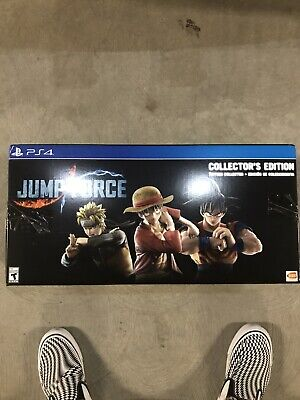 Jump Force Collector's Edition - PS4 - Playstation 4