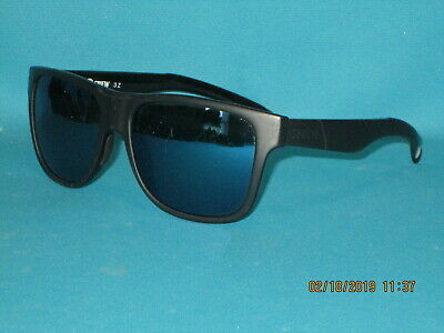 5d2b96cd1b8 SMITH OPTICS LOWDOWN XL Matte Black Polarized Gray ChromaPop Sunglasses 58mm