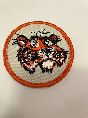 VFL AFL Richmond Tigers See On Patch Badge Tiger