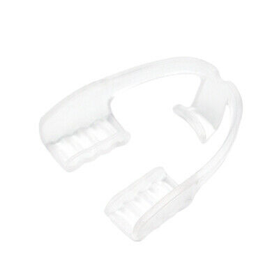 Teeth Grinding Protector Anti-Snoring Mouth Guard Stop Bruxism Sleep Tool D7G8