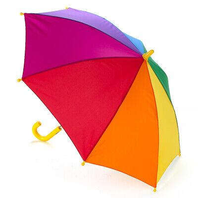 NEW Clifton Kids' Rainbow Umbrella