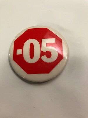 VFL AFL Richmond Tigers .05 Badge Pin