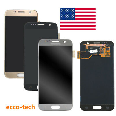 Replacement For Samsung Galaxy S7 G930 G930F LCD Display Touch Screen Digitizer