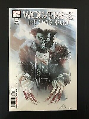 Marvel Comics Wolverine: The Long Night #2 A Cover VF/NM 2019 1st Print