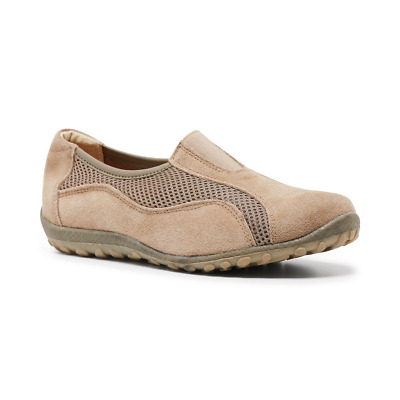 Womens Natural Comfort New Mossi Black Taupe Casual Walking Sneakers Shoes