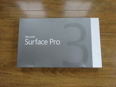 """Microsoft Surface Pro 3 1631 LAPTOP TABLET i7 1.7GHZ 8GB 256GB 12"""" TOUCHSCREEN."""