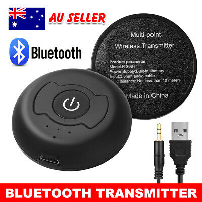 Multi-point Bluetooth 4.0 Music Audio Transmitter Dual Blutooth Wireless Adapter