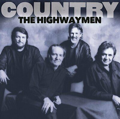 Country: The Highwaymen by The Highwaymen (CD, 2012, Sony Music) *NEW* FREE S&H