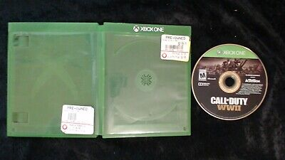 Call of Duty: WWII (Microsoft Xbox One, 2017) Disc Only