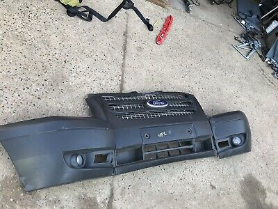 Ford Transit MK7 2006-2013 Front Bumper Complete With Fogs Genuine Ford Part