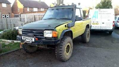Landrover discovery 300tdi pick up