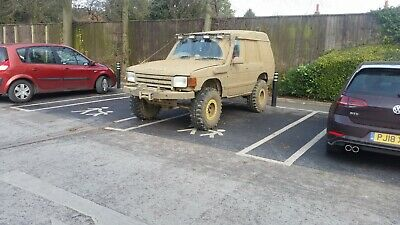 Landrover discovery 300tdi offroad truck