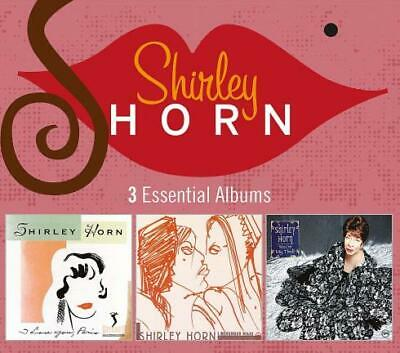 Shirley Horn - 3 Essential Albums (CD 3 TO 4 DISC SET)