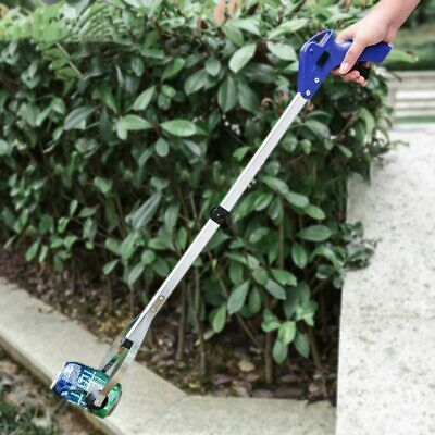 82cm Foldable Garbage Pick Up Tool Grabber Reacher Stick Reaching Grab Claw