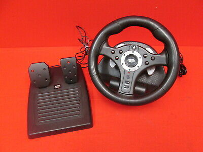 P3 Racer Wheel And Pedals For PlayStation 3 1709