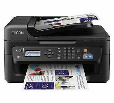 Epson Workforce WF-2630  All-in-One Wireless Printer Multifunction with Ink