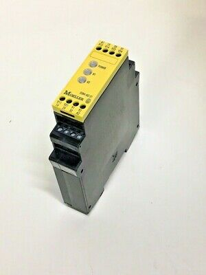 **NEW**  Moeller ESR4-NZ-21 , Moeller Safety 2 Hand Control Relay