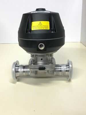 **NEW**  Gemu 68740D91401711/N , GEMU 687 series Pneumatic Diaphragm Valve