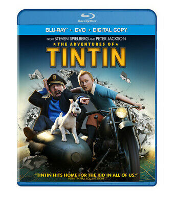 The Adventures of Tin Tin ( Blu-ray Only )
