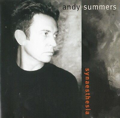 Andy Summers - Synaesthesia (CD)
