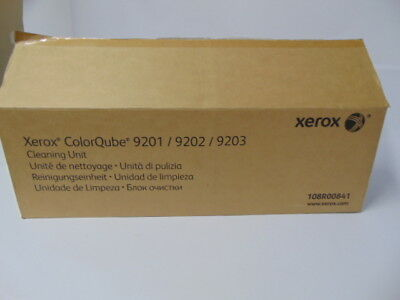 1 x  Original OEM Xerox ColorQube Cleaning Unit 9201, 9209, 9203 108R00841