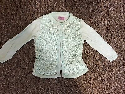 baby girls cardigans 9-12 months Great Condition