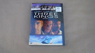 Three Kings DVD BRAND NEW & factory sealed!!!