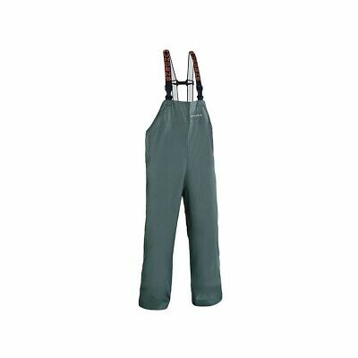 White Grundens Petrus 116 Bib Pant Foulweather Construction Boating Bibs Color