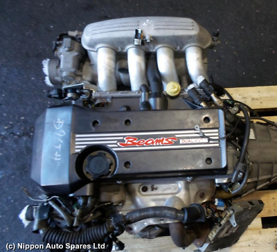 Toyota Altezza Rs200 3Sge Beams Manual Engine Kit