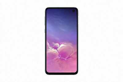 New Samsung Galaxy S10e Black SM-G970F LTE 128GB 4G Sim Free Unlocked UK