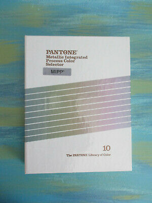 Pantone - Metallic Integrated Process Color Selector