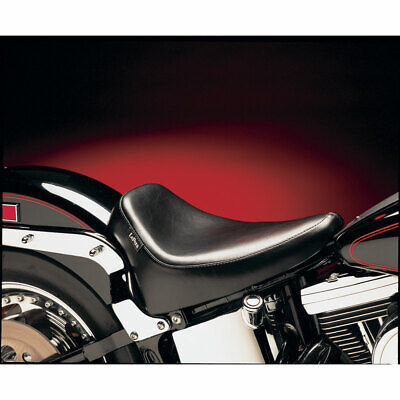 Le Pera Smooth Silhouette Deluxe Solo Seat 1984-99 Harley Softail FXST FLST