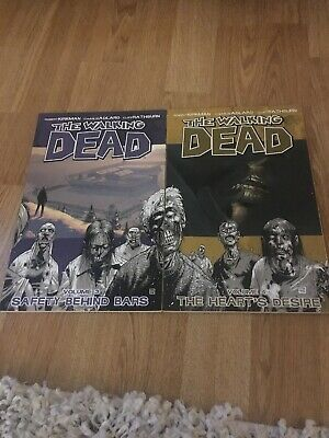 The Walking Dead Graphic Novels 3 & 4
