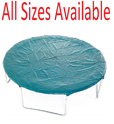 Skyhigh 8ft 10ft 12ft 14ft Trampoline Cover Weather and Rain Protection. Secure