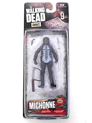 AMC TV Series The Walking Dead Series 9 Constable Michonne McFarlane Toys NEW