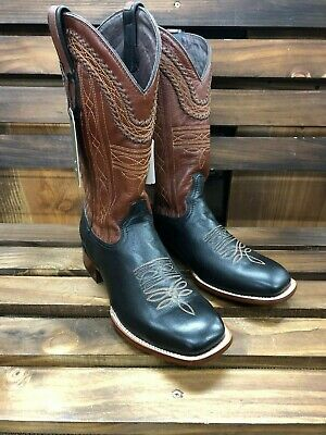 269b6474520 STETSON MEN'S WESTERN Boot-size 9.5D-New Box Square Toe - $140.00 ...
