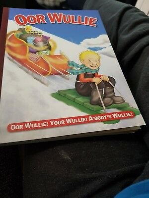 The Oor Wullie Book 2007 X VERY GOOD CONDITION X 1173 X