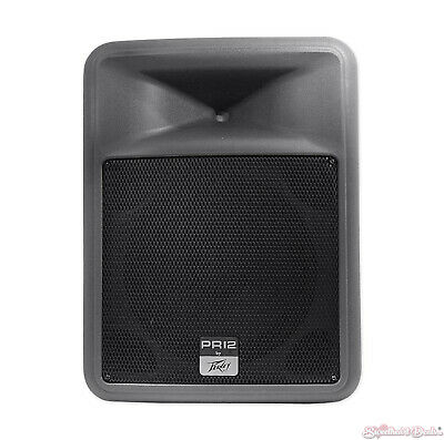 Peavey PR12 800W Two-way Sound Reinforcement Enclosure w/12-in Heavy Duty Woofer