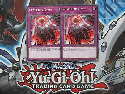 OCCASION Carte Yu Gi Oh CHATIMENT DIVIN OP07-FR010