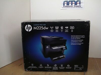 HP LASERJET PRO MFP M225dn WOW Amazing Low Page Count Units