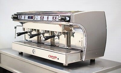 Cma 3 Group Espresso Coffee Machine 29000 Picclick Uk